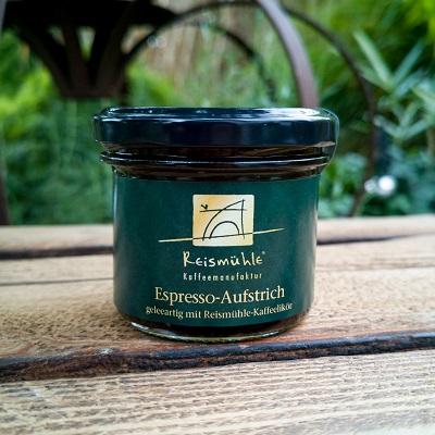 Reismuehle-Espresso-Aufstrich