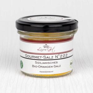 Sizilianisches Bio-Orangen-Salz